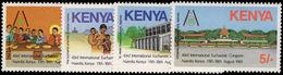 Kenya 1985 Eucharistic Congress Unmounted Mint. - Kenya (1963-...)