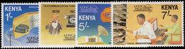Kenya 1986 African Telecommunications Unmounted Mint. - Kenya (1963-...)