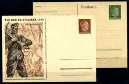 Z12840)Ukraine GA P 2 + P 4 Ungebraucht - Besetzungen 1938-45