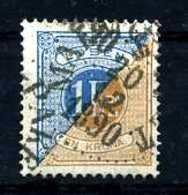Z18689)Schweden P 10 B Gest. - Schweden