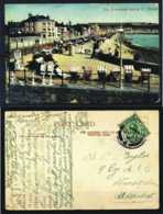 Z18758)Jersey Interessante Gebrauchte Ansichtskarte 1912 - Jersey