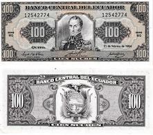 Equateur 100 Sucres - Equateur