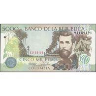 TWN - COLOMBIA 452r - 5000 5.000 Pesos 1.9.2013 UNC - Colombia