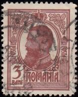 ROMANIA - Scott #218 King Carol I (*) / Used Stamp - 1881-1918: Charles I
