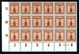 Z20391)DR Dienst 163, ER-18er-Block Mit HAN** - Dienstpost