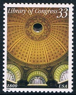 Etats-Unis - Bicentenaire De La Bibliothèque Du Congrès 3053 (année 2000) ** - Nuovi