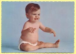 Tematica - Bambini - 1971 - Bambino Seduto Per Terra - 25 Siracusana - Viaggiata Da Barberino Di Mugello Per Ravenna - Disegni Infantili