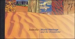 UNO New York Markenheftchen 4 Australien Australia 1999, Gestempelt / ESST - New York -  VN Hauptquartier