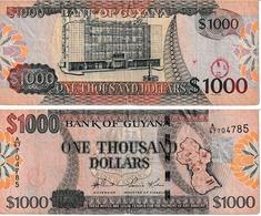 Guyana 1000 Dollars - Guyana