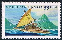 Etats-Unis - Centenaire De La Cession D'îles Des Samoa Orientales Aux Etats-Unis 3054 (année 2000) ** - Etats-Unis
