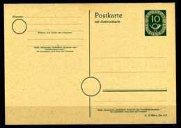 Z23328)Bund Posthorn-GA P 14 Ungebraucht - [7] Federal Republic