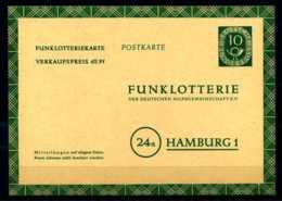 Z23340)Bund Posthorn-GA FP 4 Ungebraucht - [7] Federal Republic