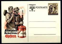 Z23657)DR WHW-Sonder-GA 1940 Ungebraucht - Allemagne