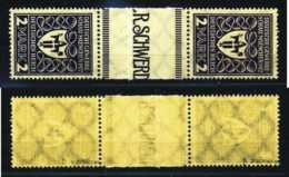 Z23712)DR 200 B ZS**, Best. Gepr. Oechsner - Unused Stamps