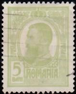ROMANIA - Scott #219 King Carol I (*) / Used Stamp - 1881-1918: Charles I