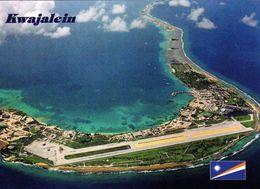 1 AK Kwajalein Atoll * Marshall Islands * Das Weltgrößte Korallenatoll * - Marshall Islands