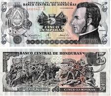 Honduras 5 Lempiras - Honduras