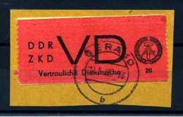 Z29210)DDR ZKD VD 1 Bfst. - DDR
