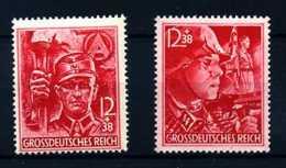 Z29411)DR 909/910**, SA/SS - Deutschland