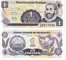 Nicaragua 1 Centavo - Nicaragua