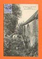 CPA FRANCE 51 ~  Env. De SEZANNE  ~  46  Ancien Moulin De Retortat  ( Bourgogne  1943 ) - Sezanne