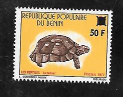 TIMBRE NEUF DU BENIN SURCHARGE  EN 1979 N° MICHEL B 198 COTE 100 € - Bénin – Dahomey (1960-...)
