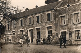 MONTGEROULT, L'école ( Cpsm ) - France