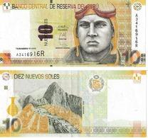 Pérou 10 Soles - Pérou
