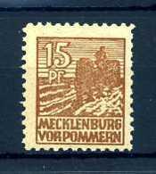 Z37766)SBZ 37 Za**, Best. Gepr. Kramp - Sowjetische Zone (SBZ)