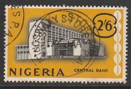 Nigeria 1961 Local Motives 2/6 Sh Multicoloured SW 111 O Used - Nigeria (1961-...)