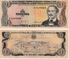 Rep.Dominicaine 1 Péso Oro - Dominicana