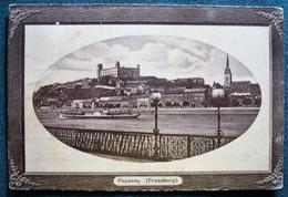 SLOVAKIA - BRATISLAVA ,POZSONY - PRESSBURG - Slovaquie