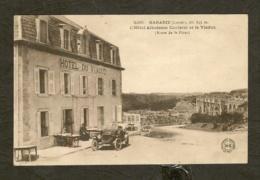 CP-GARABIT - L'Hôtel Albuisson Coutarel Et Le Viaduc - France