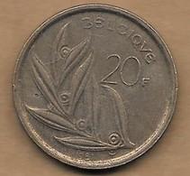 20 Francs 1981 FR - 07. 20 Francs