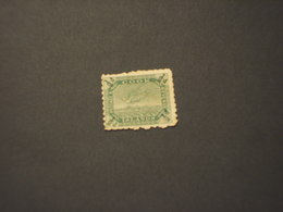 COOK - 1902 UCCELLO 1/2 P.  - TIMBRATO/USED - Cook