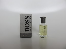 Hugo Boss - Eau De Toilette - 5 ML - Miniatures Modernes (à Partir De 1961)