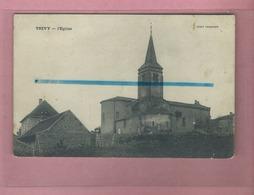 CPA - TRIVY - L'Eglise - France