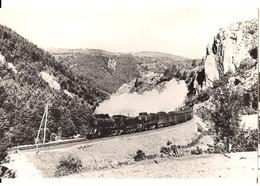 CP Du Museon Di Rodo - N° 581 Ligne Clermont-Fd-Nîmes Dans Les Gorges De L'Allier 1945 - Zubehör