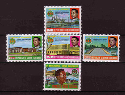 366b * ÄQUATORIAL GUINEA * ANIVERSARIO * POSTFRISCH ** !! - Äquatorial-Guinea