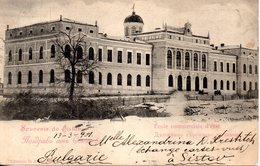 SOUVENIR De SISTOV - ECOLE COMMERCIALE D' ETAT En 1901  - - Bulgaria
