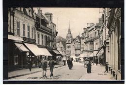 Auxerre / La Rue Du Temple / Ed. Toulot - Auxerre