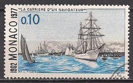 Monaco  (1977)  Mi.Nr.  1279  Gest. / Used  (2ad31) - Gebraucht