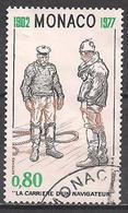 Monaco  (1977)  Mi.Nr.  1282  Gest. / Used  (2ad36) - Gebraucht