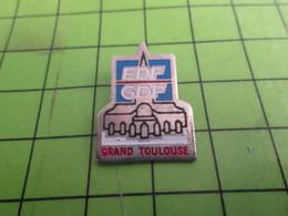 717 Pin's Pins / Rare & De Belle Qualité : THEME EDF GDF / GRAND TOULOUSE - EDF GDF