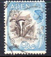 W959 - ADEN 1953 , Yvert N. 59 Usato - Aden (1854-1963)