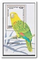 Cambodja 1995, Postfris MNH, Birds - Cambodja
