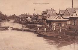 Cayenne Canal Laussat - Cayenne