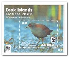 Cookeilanden 2014, Postfris MNH, Birds - Cookeilanden