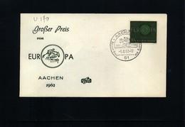 Germany / Deutschland 1962 Aachen Horse Races - Reitsport