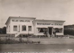 21 IVRY-en-MONTAGNE Restaurant De L'Escale - France